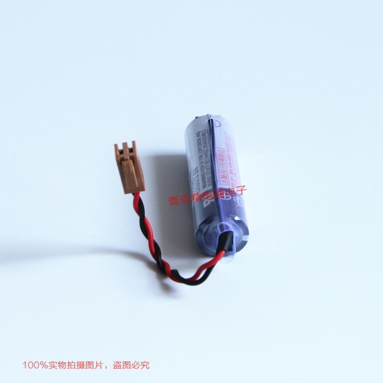 ER-6VC4 安川Yaskawa PLC 锂电池 ER6V/3.6V 5