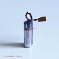 ER-6VC4 Yaskawa PLC lithium battery ER6V/3.6V