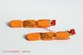 3/V150H VARTA 瓦尔塔 一字型带插头 充电电池组 3.6v 140mah 11