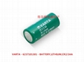 CR2/3AA CR14335 VARAT  3V lithium battery