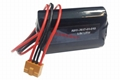 A911-2817-01-010 3.6V 7200mAh equipment instrument lithium battery pack