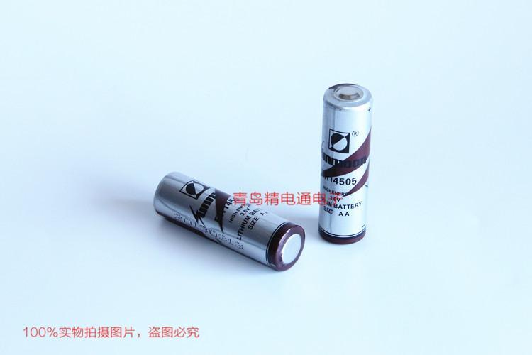 ER14505 ERAA 3.6V 锂亚硫酰氯电池 4