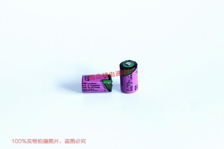 TL-5151 1/2AA 塔迪兰TADIRAN 锂电池 按要求 加工 插头 焊脚 4