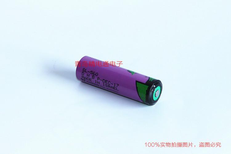 SL560 AA SL-560 高温 塔迪兰TADIRAN 锂电池 可加插头/焊脚 3