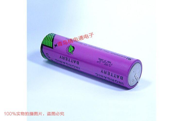 TL-5937 DD ER32L1245 塔迪兰TADIRAN 锂电池 可加 插头 焊脚 1