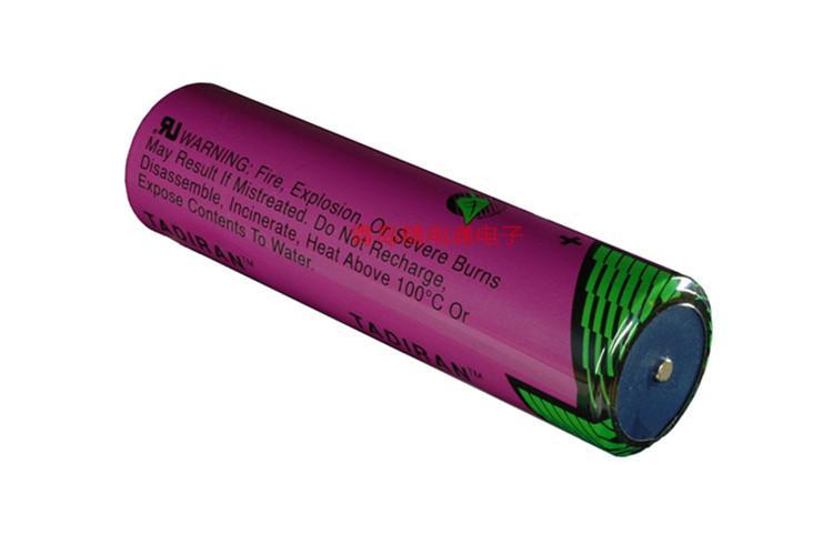 TL-5937 DD ER32L1245 塔迪兰TADIRAN 锂电池 可加 插头 焊脚 5