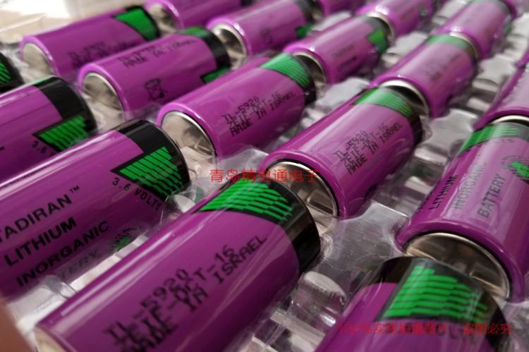 TL-5920 C 原厂塔迪兰TADIRAN 锂电池 可按要求加 焊脚 插头 TL5920 7