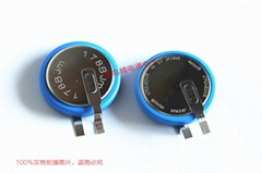 CR2450HR MAXELL High temperature resistant type 3V TPMS tire pressure battery