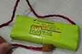 6N-600AA GP  Rechargeable batteries for instruments and equipment