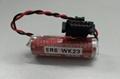 ER6 WK23 Maxell ER6 电池 3.6V 2000mAh 9