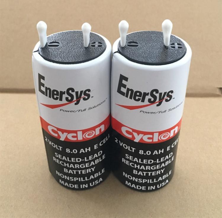 0850-0004 Cyclon EnerSys 西科龙 2V 8.0Ah 铅酸蓄电池 1