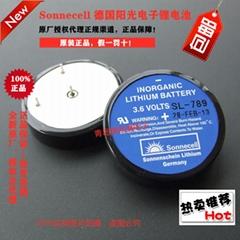 SL-789 SL-889 ER32L65 3.6V 德國陽光電子Sonnecell 鋰亞電池