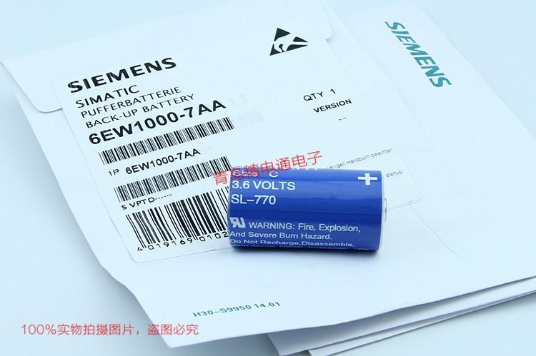 6EW1000-7AA  SIEMENS PLC battery SL770 SL-770 SL-2770