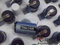 SB-AA02  Tekcell 1/2AA size   3.6V 1200mAh Lithium Battery
