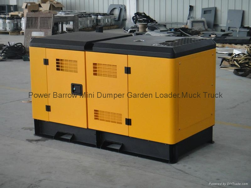 Diesel Engine Generator Set 1