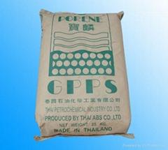 GPPS塑胶原料台湾奇美 PG33