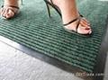 welcome door mat with PVC vinyl /gel