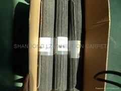 Needle Felt carpet, Exhibition Carpet, Entrance Mat, Car floor mat Solution