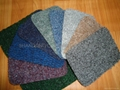 Double stripe mats, cut pile mats, Full