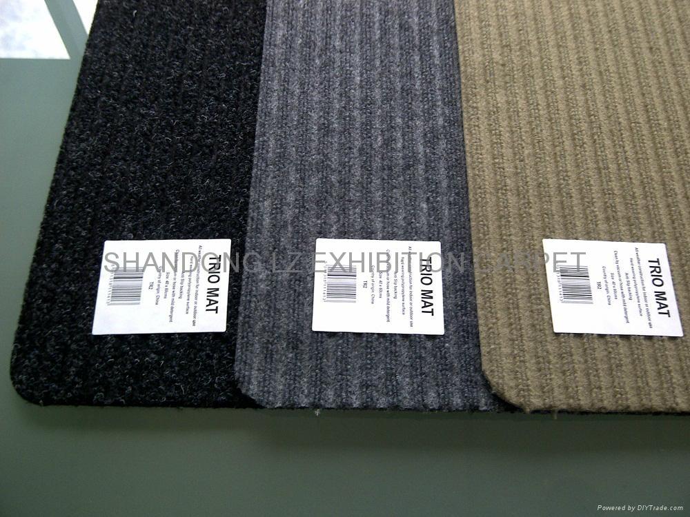 Caravan Carpet-100% polypropylene+Latex / Gel Non slip 1