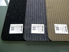 Caravan Carpet-100% polypropylene+Latex / Gel Non slip