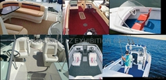 2m/4m*30m Auto Marine and Upholstery carpet is available in plush and ribbed sur