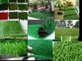 FIFA 10mm leisure,50mm sportsfield 20mm landscaping artificial grass 3