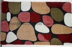 Christmas mat and holiday mat 18 inch*28 inch, Beautiful high digital printing