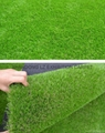 Garden floorcovering: artificial grass needle punch and tufted Cfl-s1 2*30m, 4*3 6