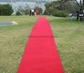 VIP Red carpet runner & rollers 90cm