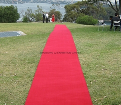 VIP Red carpet runner & rollers 90cm,120cm, 180cm*30m roll size
