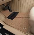 Artificial grass car mat PP+TPR 2