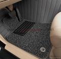 Artificial grass car mat PP+TPR 5