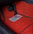 Artificial grass car mat PP+TPR 6