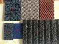 Anti-dust Ribbed/Velour/Berber Floor Mat