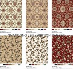 2017 New Carpet Design: Wilton, axminster ,Printing