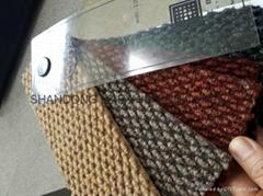 Ribbed door mat Chervon/Berber/Classic