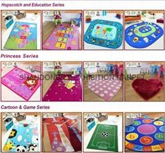 IKEA,Walmart,Targetm LIDL,K-MART 100% Nylon, PP, Polyester Floor Mat
