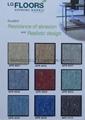 gerflor vinyl flooring artigo rubber flooring orotex needle punch flooring lz 004 lz china. Black Bedroom Furniture Sets. Home Design Ideas
