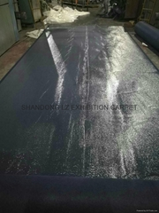 Film-Coated Exhibition Carpet (protective PE Film)