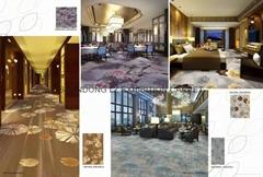 Carpet for cafes and restaurants