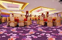 Carpet for cinemas and clubs