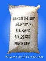 magnesium chloride flake 98%