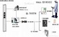 ESD防静电门禁系统静电测试仪