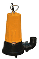 WQK型切割式污水泵