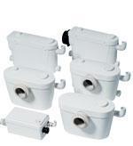格蘭富Sololift+ - 家庭污水提升器