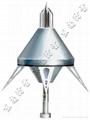 主動式提前預放電避雷針 1