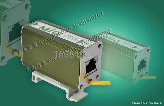 MIGRT-100網絡信號避雷器 1
