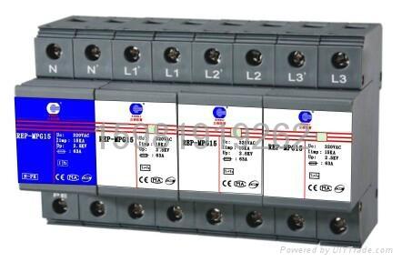 REP-MPG15電源避雷器 1