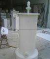 PVC  moisture absorber for storage tank